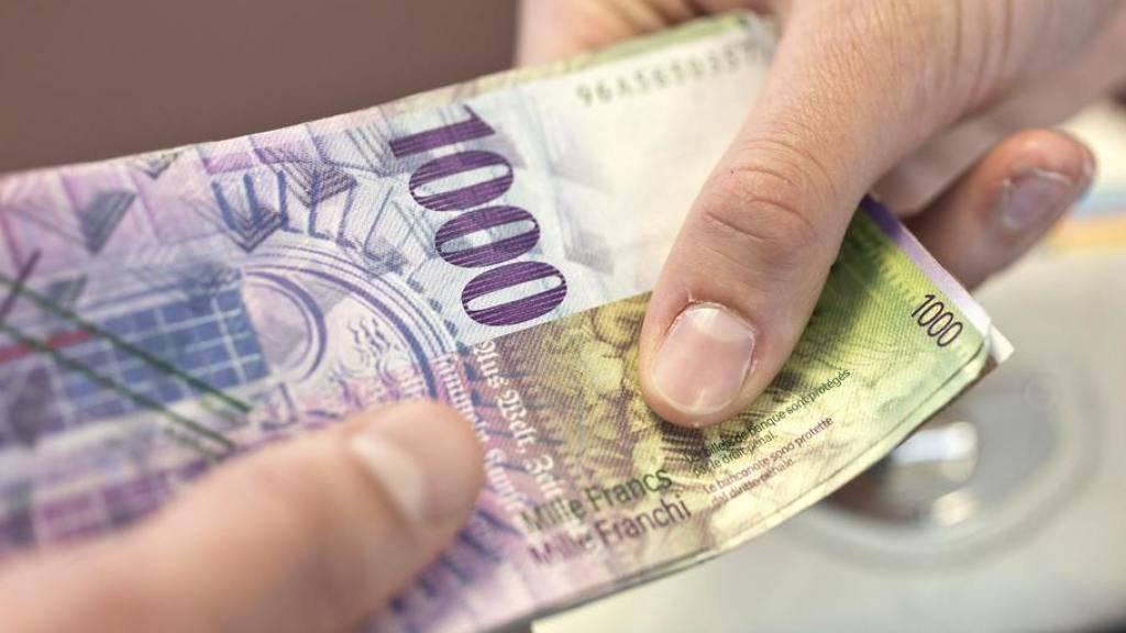 In letzter Zeit waren besonders viele Menschen so ehrlich, gefundenes Geld zu melden. So erhielten die Besitzer die verlorenen Beträge wieder zurück. (Symbolbild)