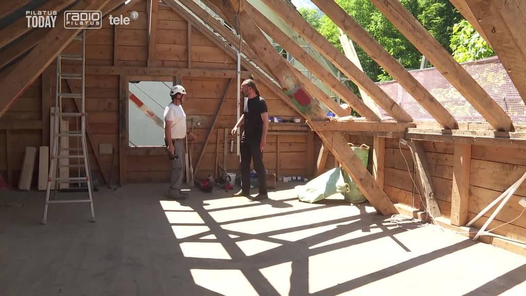 Neues Leben für das Gasthaus Grünenwald
