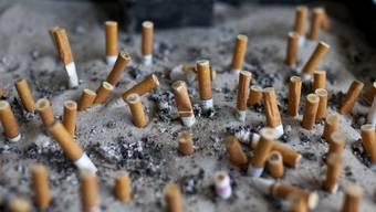 Nichtrauchen: Ein Viertel der Klassen hielt nicht durch (Archiv)