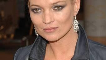 Kate Moss mit ihrem typisch lasziven Blick (Archiv)