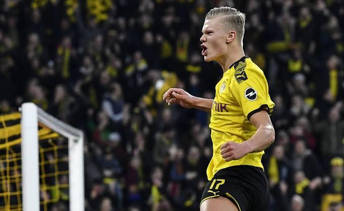 Erling Håland ist weiterhin in Topform. Auch an diesem Wochenende trifft er für den BVB doppelt.