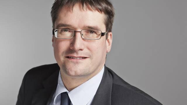 Christian Levrat ist zufrieden mit der Weissgeldstrategie des Bundesrates (Archiv)