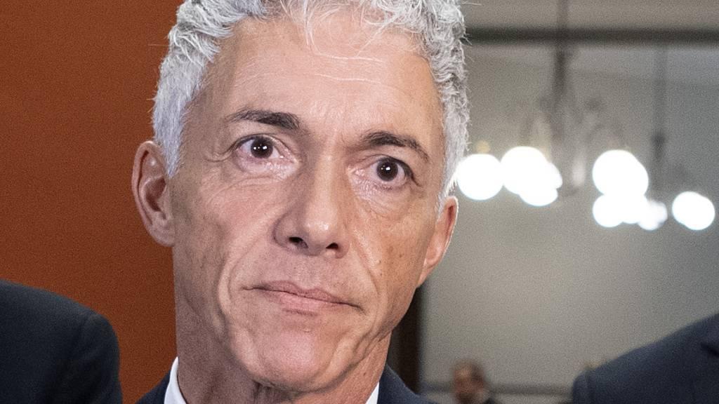 Will gegen eine Lohnkürzung vorgehen: Bundesanwalt Michael Lauber. (Archivbild)