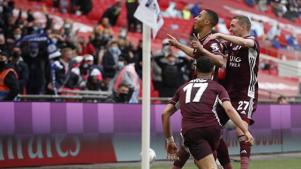 Leicester zum ersten Mal englischer Cupsieger
