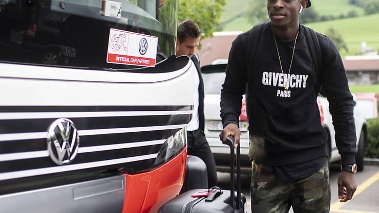 François Moubandje hat in Toulouse seine Koffer gepackt und spielt nun für Dinamo Zagreb