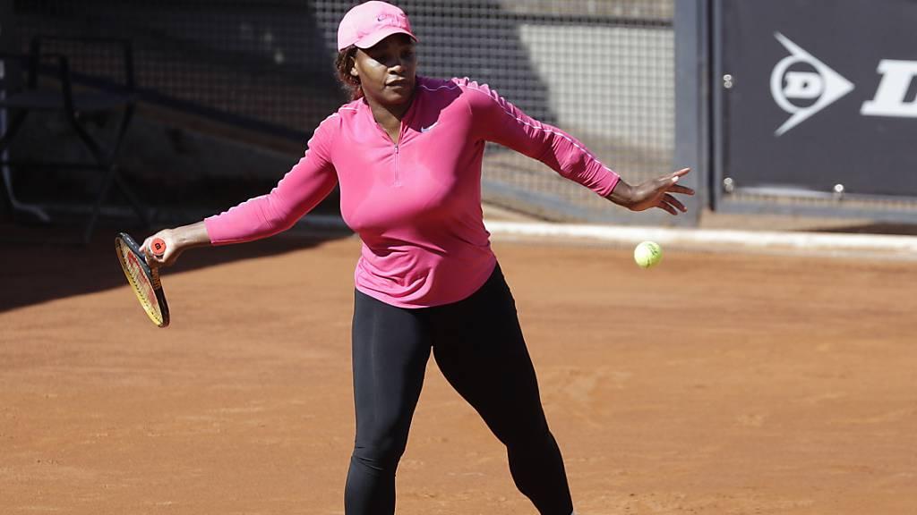 Serena Williams verliert ihr 1000. Spiel auf Profi-Stufe