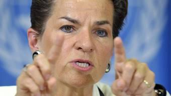 UNO-Klimachefin Christina Figueres (Archiv)