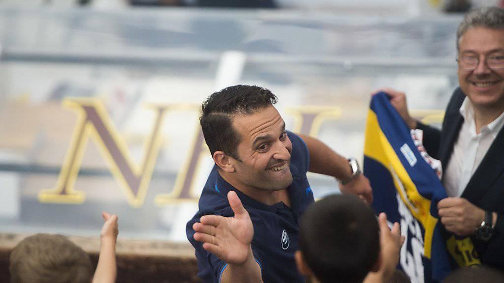 Paolo Duca bleibt Ambri treu und übernimmt als Sportchef