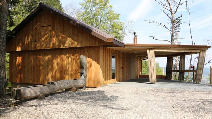 Das Waldhaus Thierstein wurde 2015 umfassend saniert. Morgen ist Tag der offenen Tür.Dennis Kalt