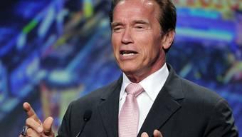 Arnold Schwarzenegger kommt auf die Leinwand zurück (Archiv)