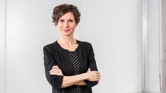 SP-Ständerätin Pascale Bruderer im Portrait.