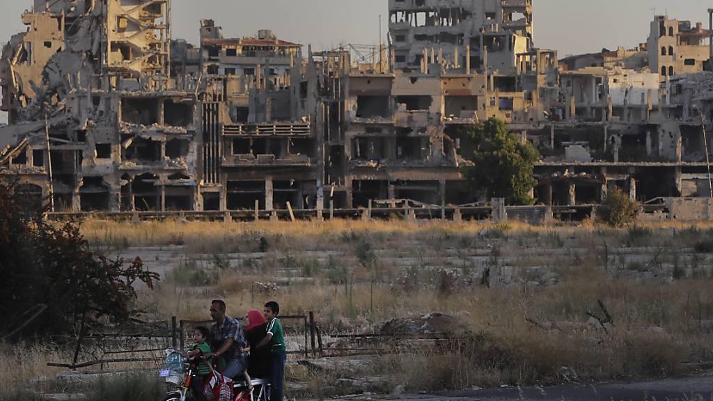 Friedensforscher warnt vor Verschärfung internationaler Konflikte