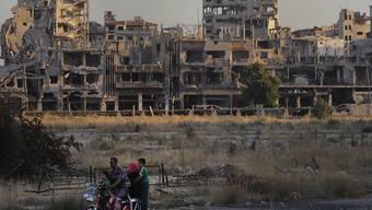Wissenschaftler: Internationale Konflikte, wie jener in Syrien, dürften durch die Coronavirus-Pandemie an Schärfe zunehmen. (Symbolbild)