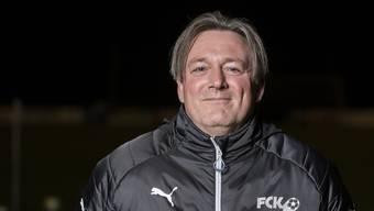 Verlässt den FC Kölliken nach über vier Jahren: Trainer Marco Wüst.