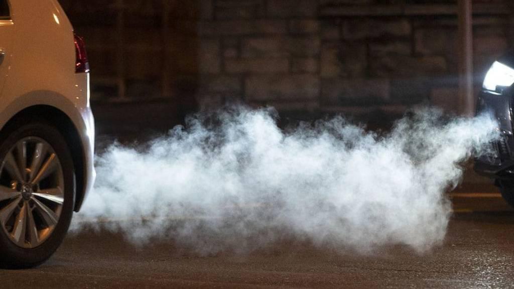 Fast eine halbe Million Babys starben 2019 an Luftverschmutzung
