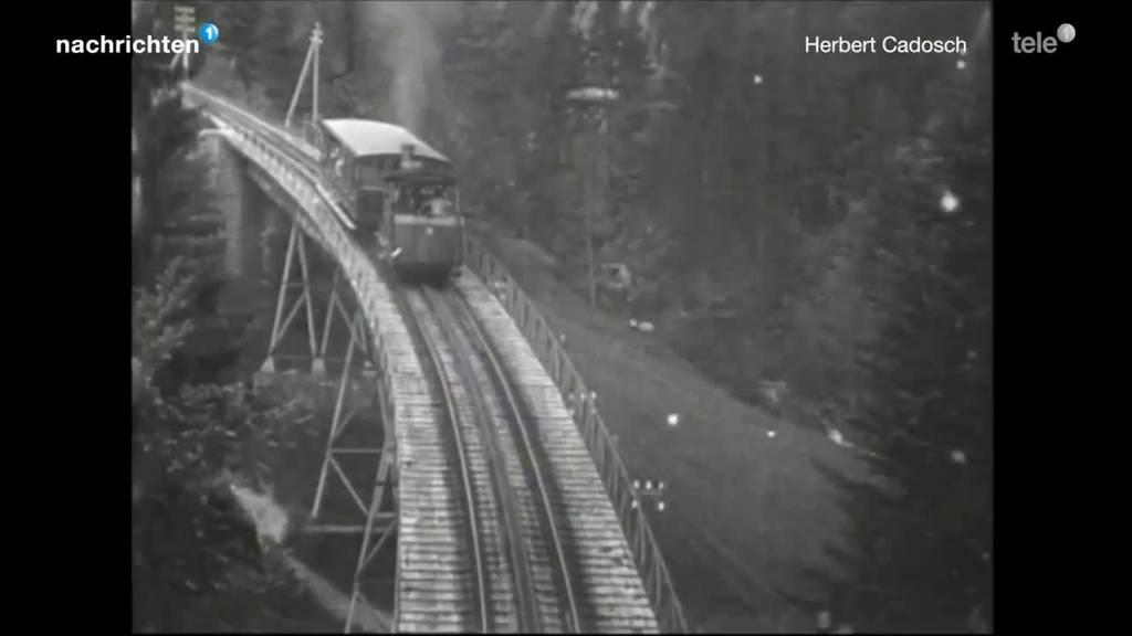 150-Jahr-Jubiläum Rigibahn mit historischen Fahrten