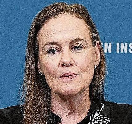 Erste US-Verteidigungsministerin? Michèle Flournoy.