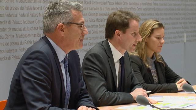 Revision Strafgesetzbuch: SVP will auf Knast statt Geldstrafen setzen