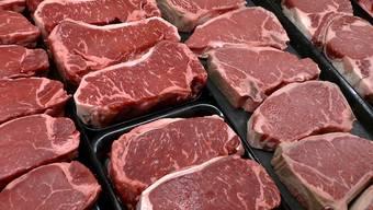 Statt von geschlachteten Tieren könnte Fleisch bald aus Zellzüchtungen stammen.  (Symbolbild)