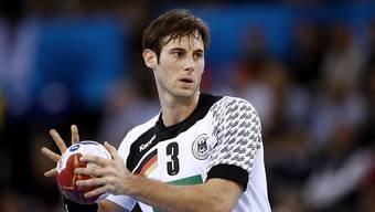 Uwe Gensheimer, dessen Vater kurz vor der WM überraschend verstarb, erzielte für Deutschland gleich 13 Treffer