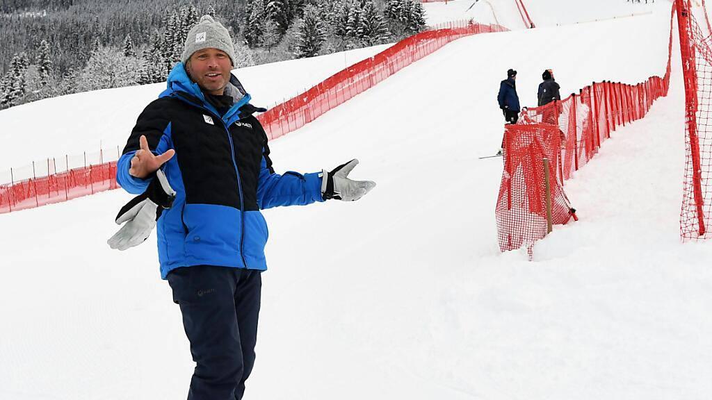 Die FIS ist für die WM in Cortina d'Ampezzo zuversichtlich
