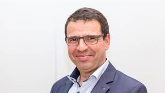 Matthias Jauslin kämpft auf Twitter gegen die Parole seiner Partei.