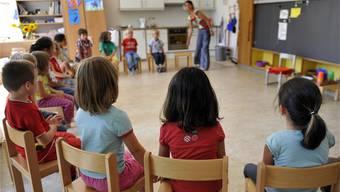 Die Kinder sollen keinen Bewährungsdruck fühlen.