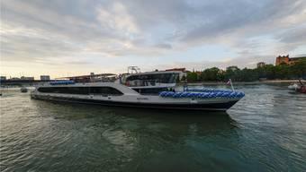 Der «Rhystärn», das neue Flaggschiff der BPG, hat einen holprigen Start hinter sich.