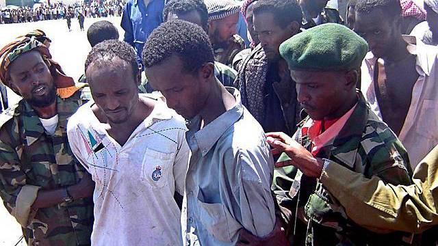 Seeräuber in Somalia (Archiv)