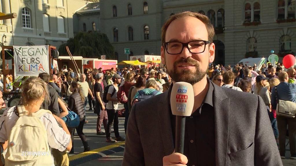 Klimademo-Analyse: «Es ist ein veritables Volksfest»