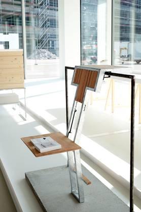 «Palstek - ein flexibles städtisches Sitzmöbel» von Jan-Kristof Nemeth