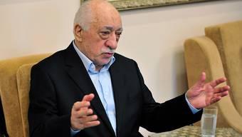 Zwei Angeklagte in den USA sollen versucht haben, mit Anweisung der türkischen Regierung auf die Auslieferung des Predigers Fethullah Gülen (im Bild) in die Türkei hingewirkt zu haben. (Archiv)