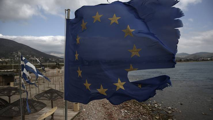 Politik-Professor: «Das ist die schwerste Krise der EU seit der Gründung.»