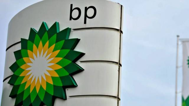 BP-Logo bei einer Tankstelle in Lausanne (Symbolbild/Archiv)