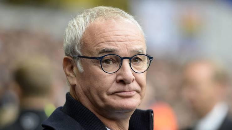 Die Trennung von Claudio Ranieri ärgerte «The Independent.»