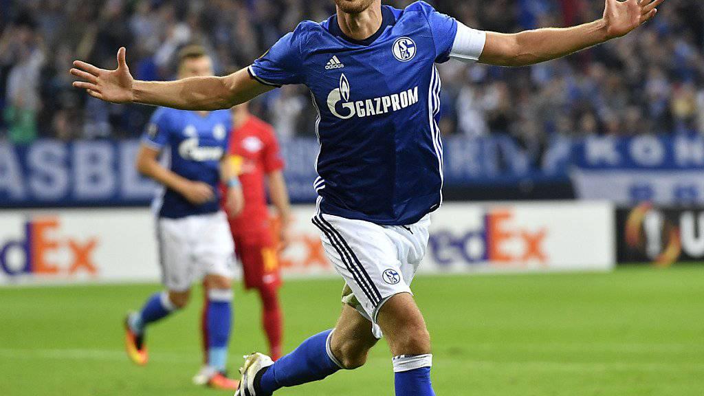 Benedikt Höwedes verlässt nach 16 Jahren Schalke 04
