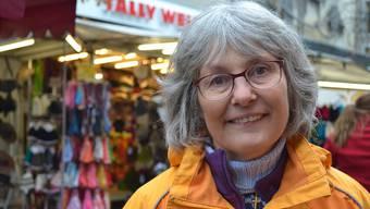 Daniela Fleischmann ist Geschäftsführerin des Sozialwerks Hope.