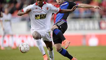 Wird den FC Sion in Richtung England verlassen: Edimilson Fernandes (links)