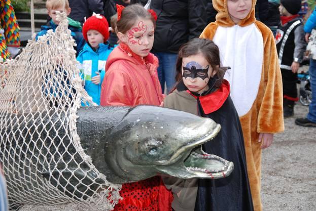 Ein grosser Fisch
