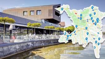 Restaurants im Aargau