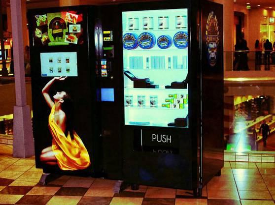 Kaviar-Automat: Wir stellen uns wieder die Frage: Braucht es das?