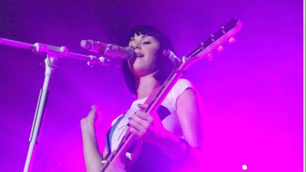 Ist Katy Perry bald ein Broadway-Star?