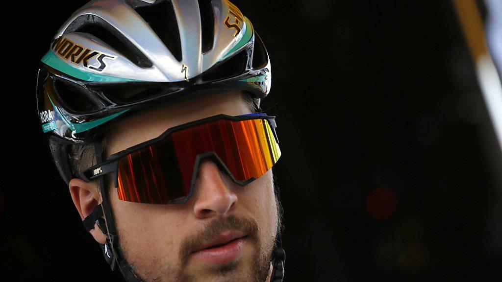 Eine Einsprache von Peter Sagans Team Bora-Hansgrohe wurde vom CAS am Donnerstag abgewiesen