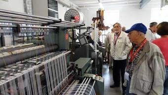 Tag der offenen Türen bei der Maschinenfabrik Müller
