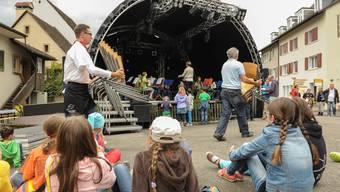 Dorffest Itingen lockt viel Publikum an