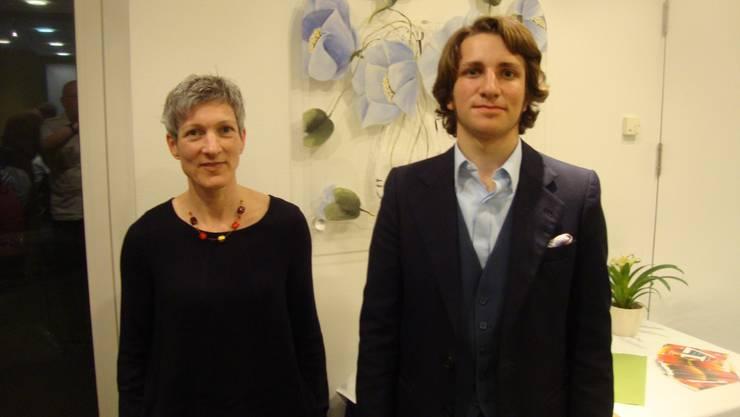 Judith Lutz & Gaudenz Wigger