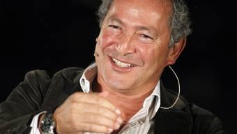 Der Orascom-Konzern von Samih Sawiris muss einen Umsatzrückgang hinnehmen (Archiv)
