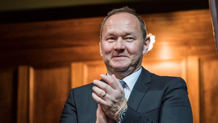 «Ich sehe mein Präsidialjahr als Gelegenheit, Gästen Schweizer Produkte anzubieten», sagt Jürg Stahl.