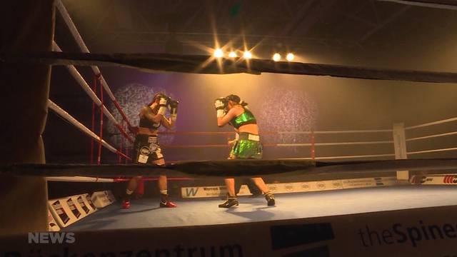 Anya Seki boxt um WM-Titel