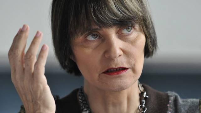 War bei allen Hearings anwesend: Micheline Calmy-Rey.